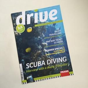 drive june issue magazine