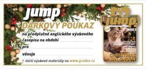 Poukaz Vánoce 2018