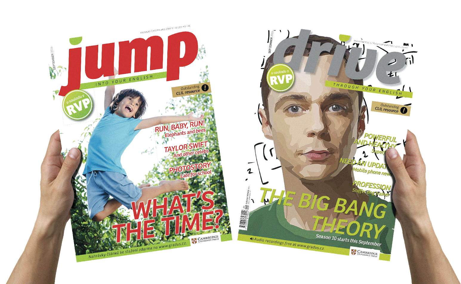 Drive magazine opened.